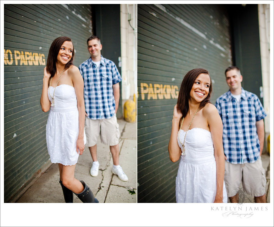 NYC engagement wedding photographer new york city