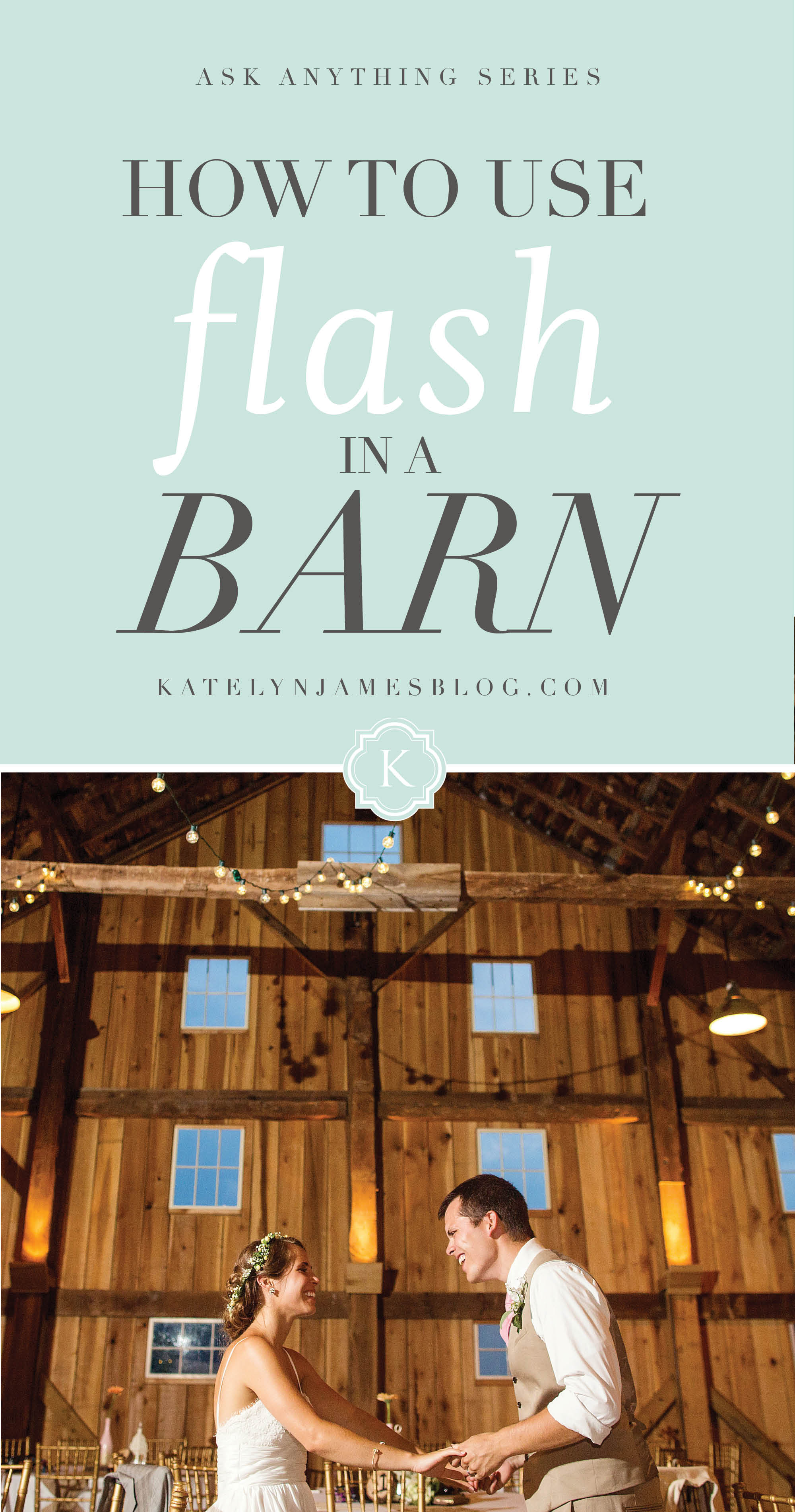 FLASH IN A BARN WEDDING PHOTOGRAPHY
