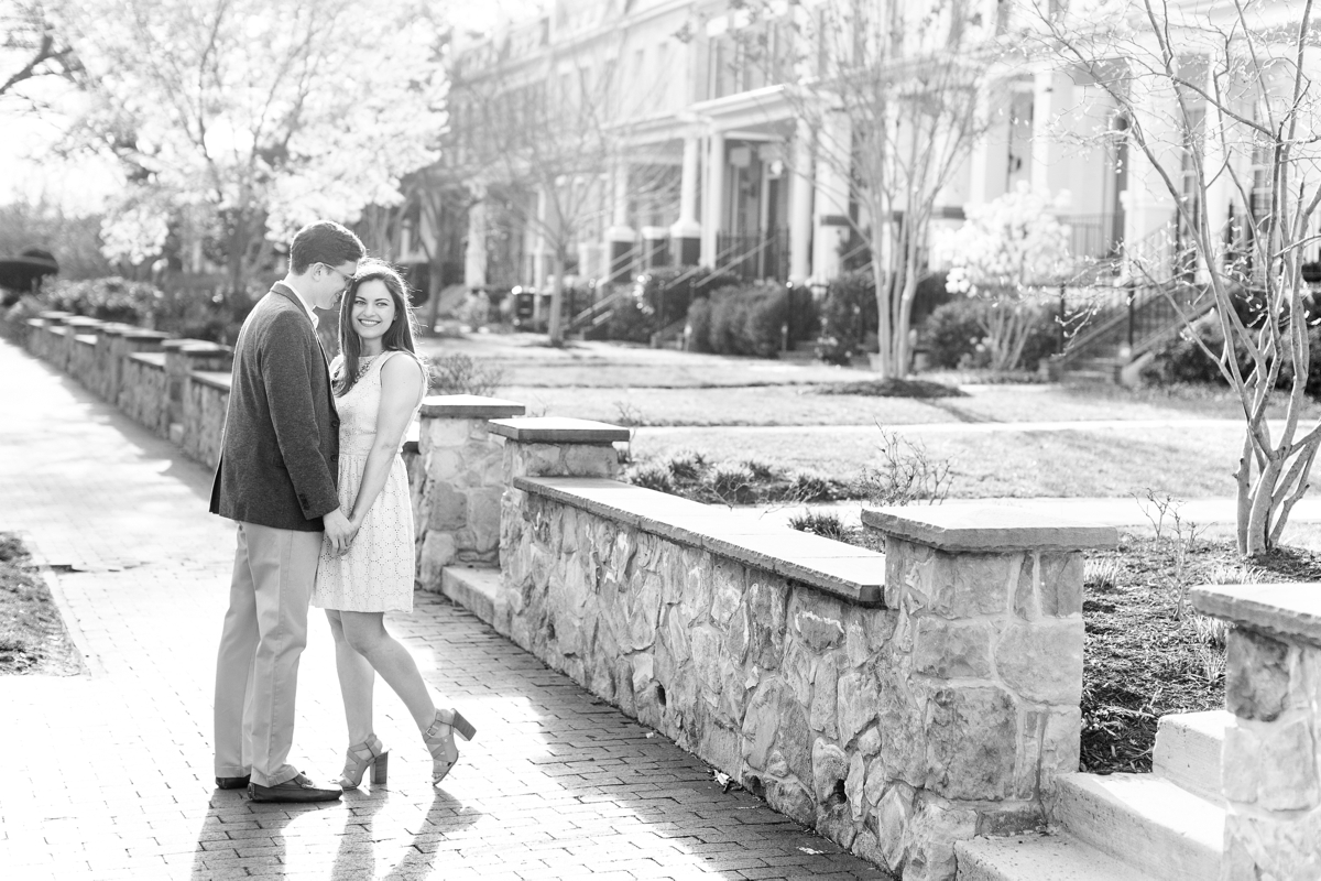 Neighborhood Capital Hill Engagement Pictures DC Wedding Photo_9450