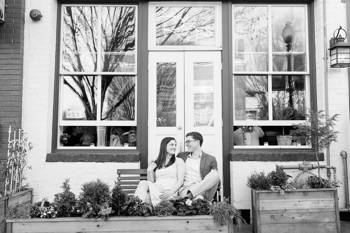 Neighborhood Capital Hill Engagement Pictures DC Wedding Photo_9453