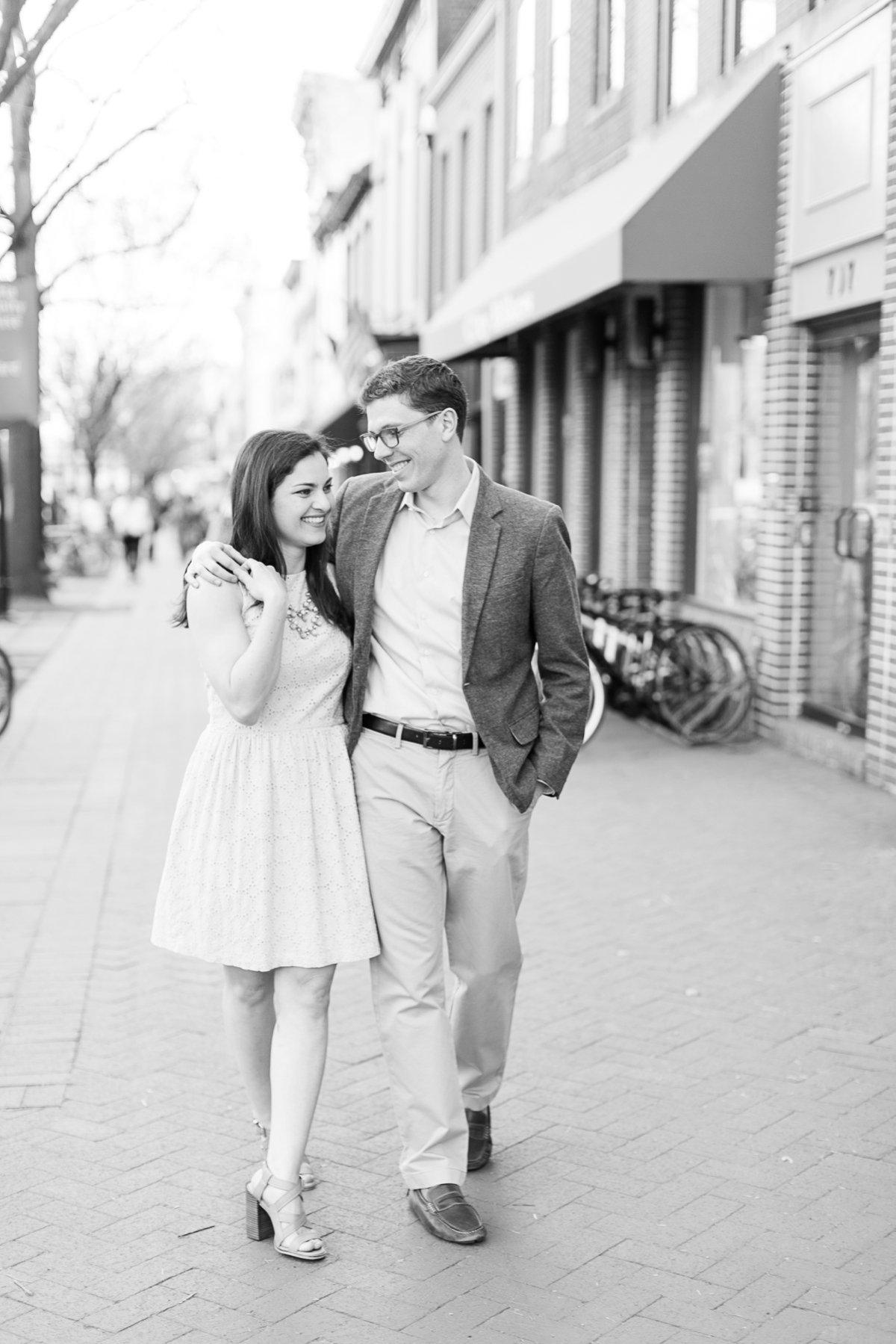 Neighborhood Capital Hill Engagement Pictures DC Wedding Photo_9455