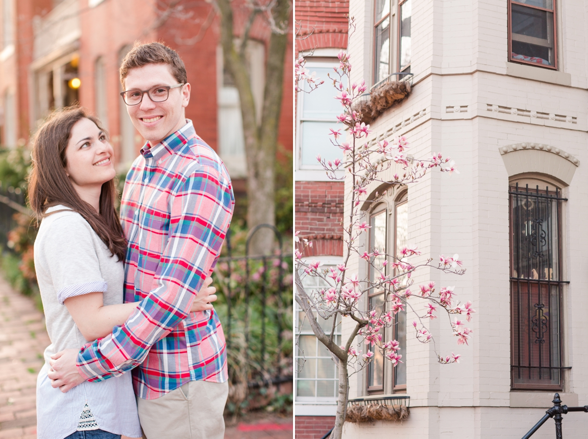 Neighborhood Capital Hill Engagement Pictures DC Wedding Photo_9471