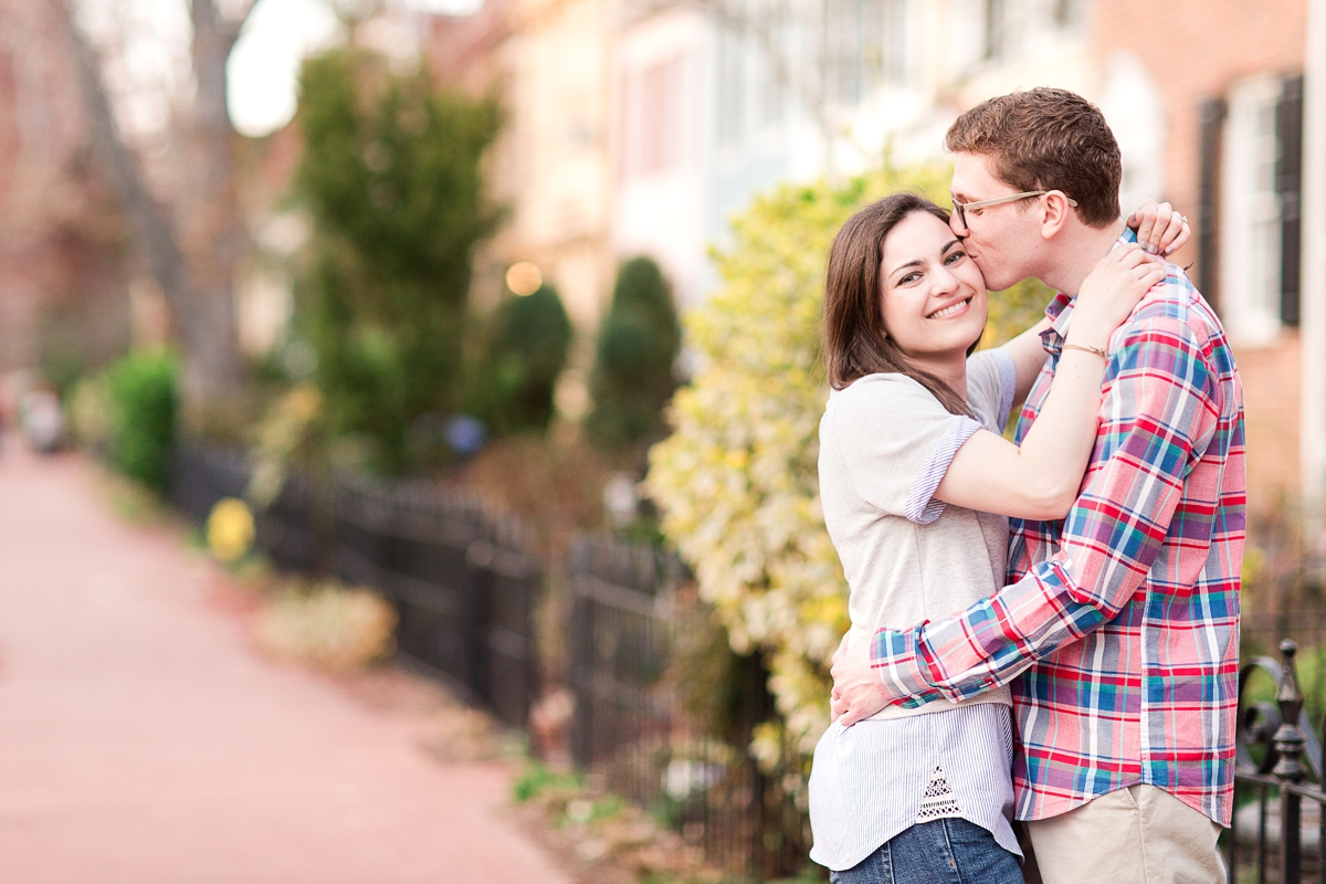 Neighborhood Capital Hill Engagement Pictures DC Wedding Photo_9482