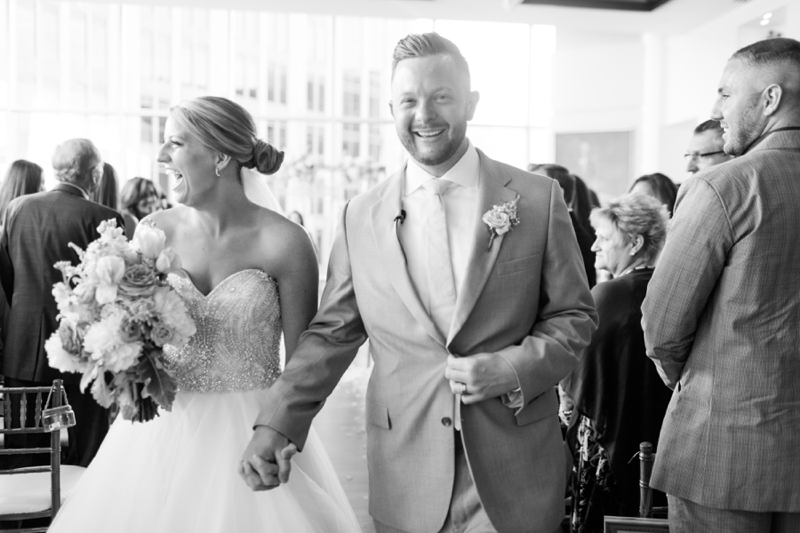 Rooftop Wedding at The Foundation for the Carolina's Charlotte, NC Photos_0790