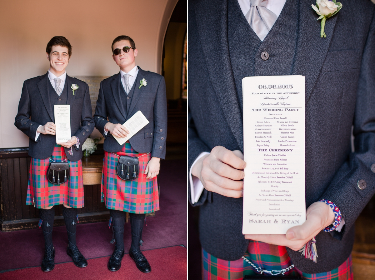 A Scottish Inspired Charlottesville Wedding at Oak Ridge Estate Photos_1221