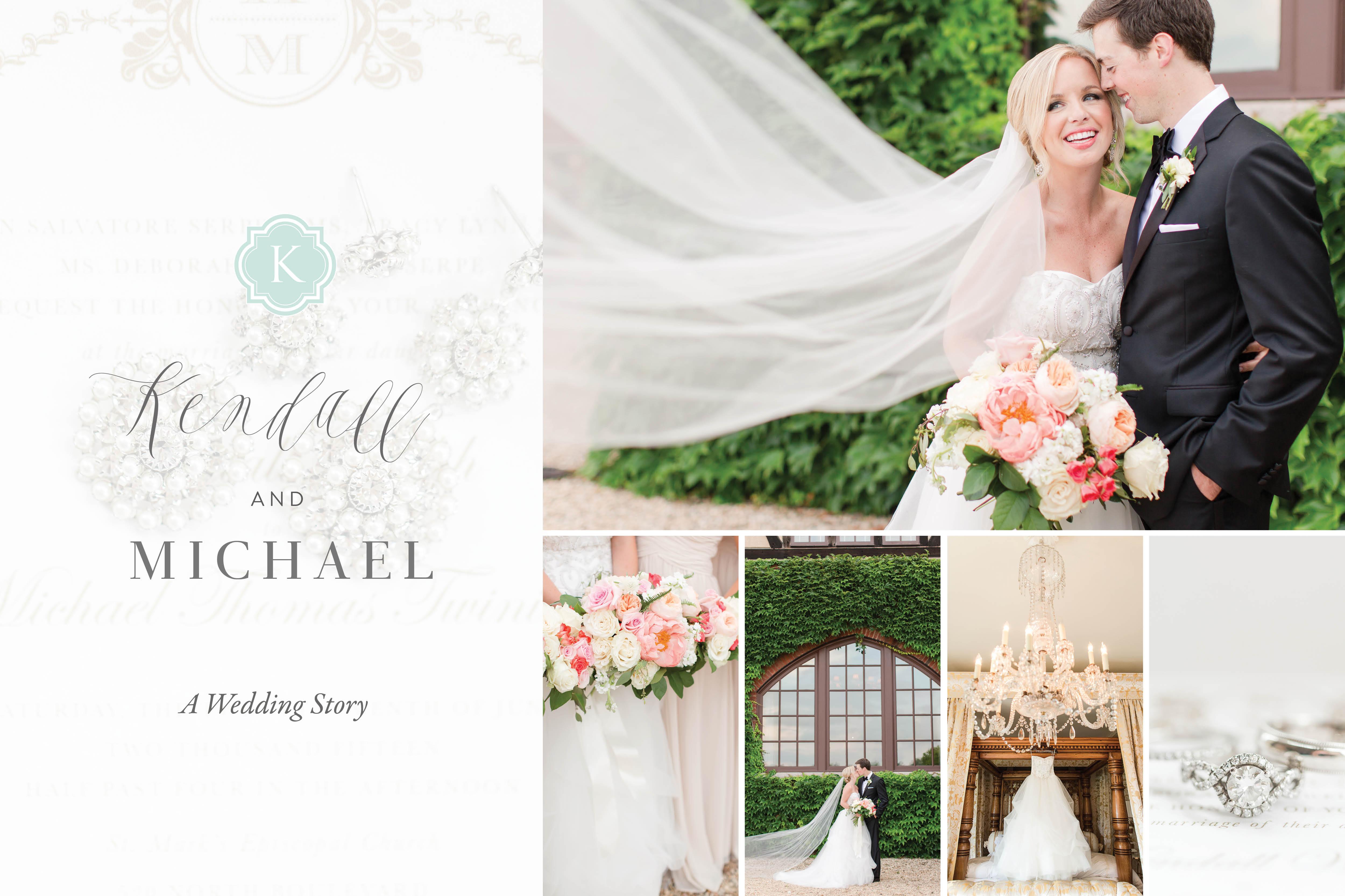 An Elegant Country Estate Wedding at Dover Hall Photos