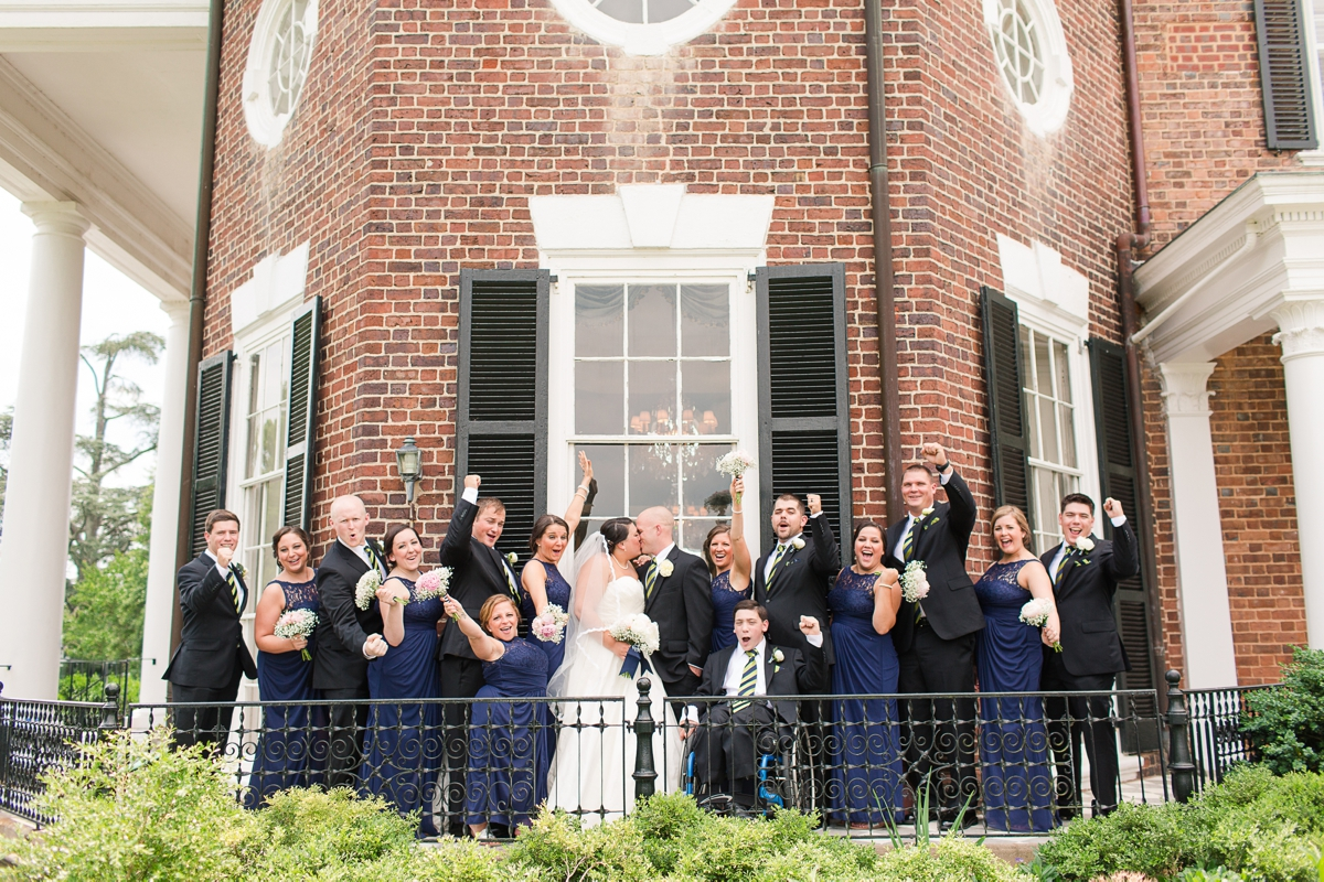 Classic Farmington Wedding Venue in Charlottesville Virginia Photos_1412