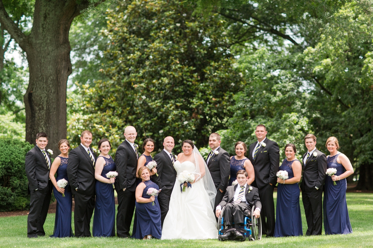 Classic Farmington Wedding Venue in Charlottesville Virginia Photos_1414