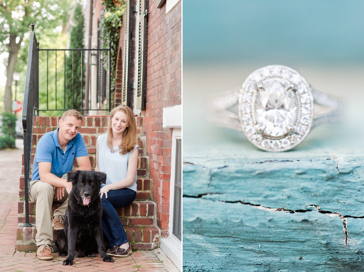 Downtown Alexandria Engagement Pictures on the Water with Lighthouse Photos_1523