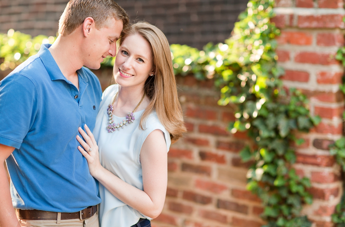 Downtown Alexandria Engagement Pictures on the Water with Lighthouse Photos_1524