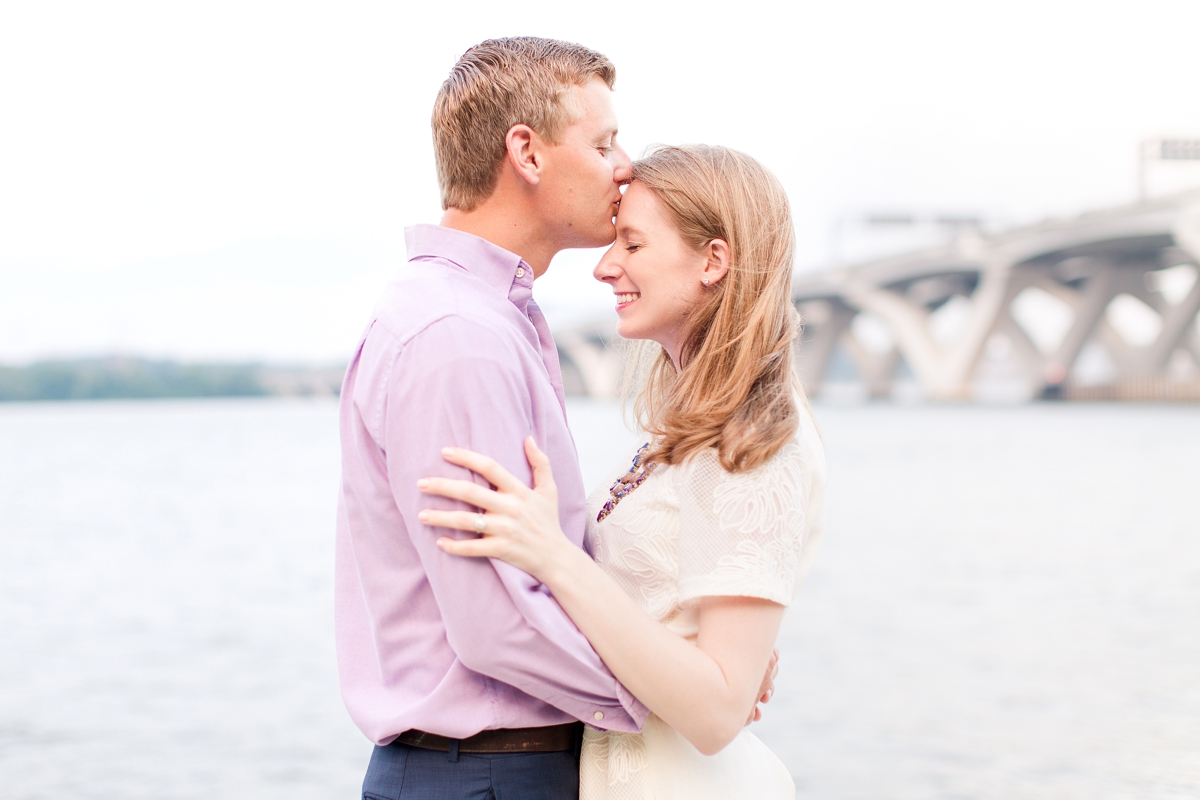 Downtown Alexandria Engagement Pictures on the Water with Lighthouse Photos_1535