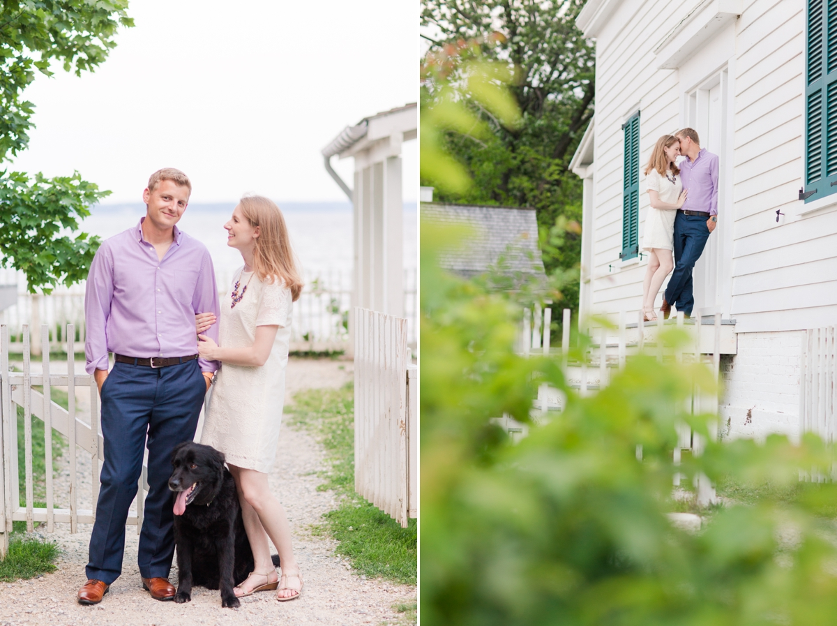 Downtown Alexandria Engagement Pictures on the Water with Lighthouse Photos_1540