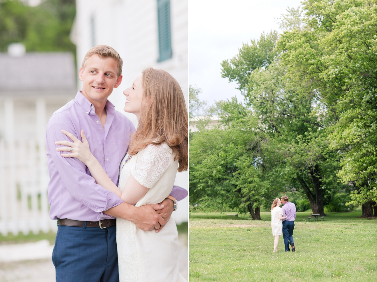 Downtown Alexandria Engagement Pictures on the Water with Lighthouse Photos_1543