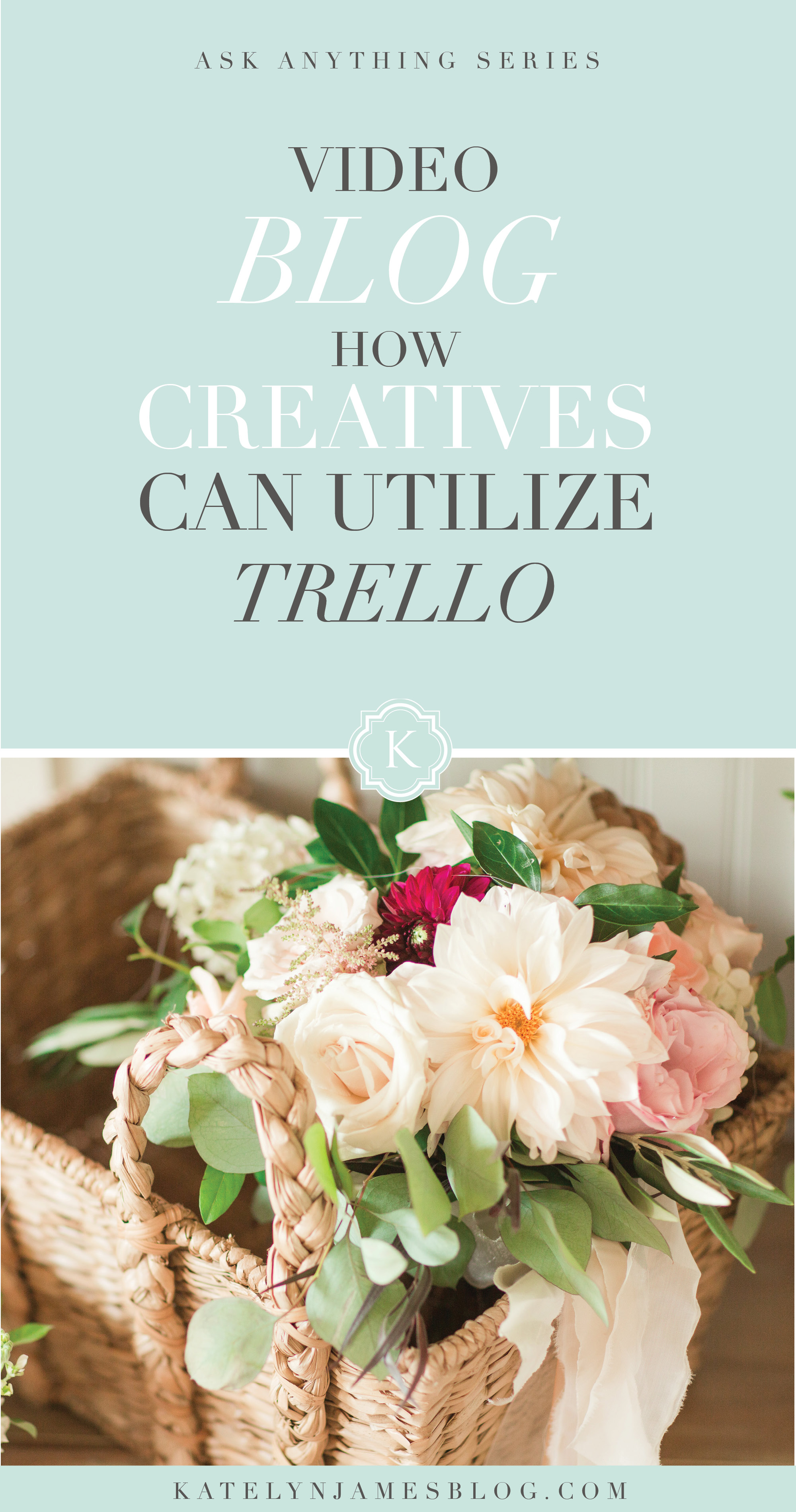 How Creatives Can Utilize Trello by Katelyn James Photography