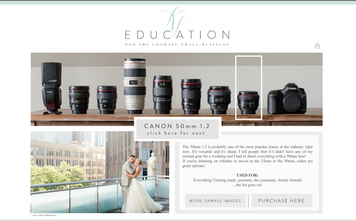 Introducing the KJ EDUCATION Site!_1071