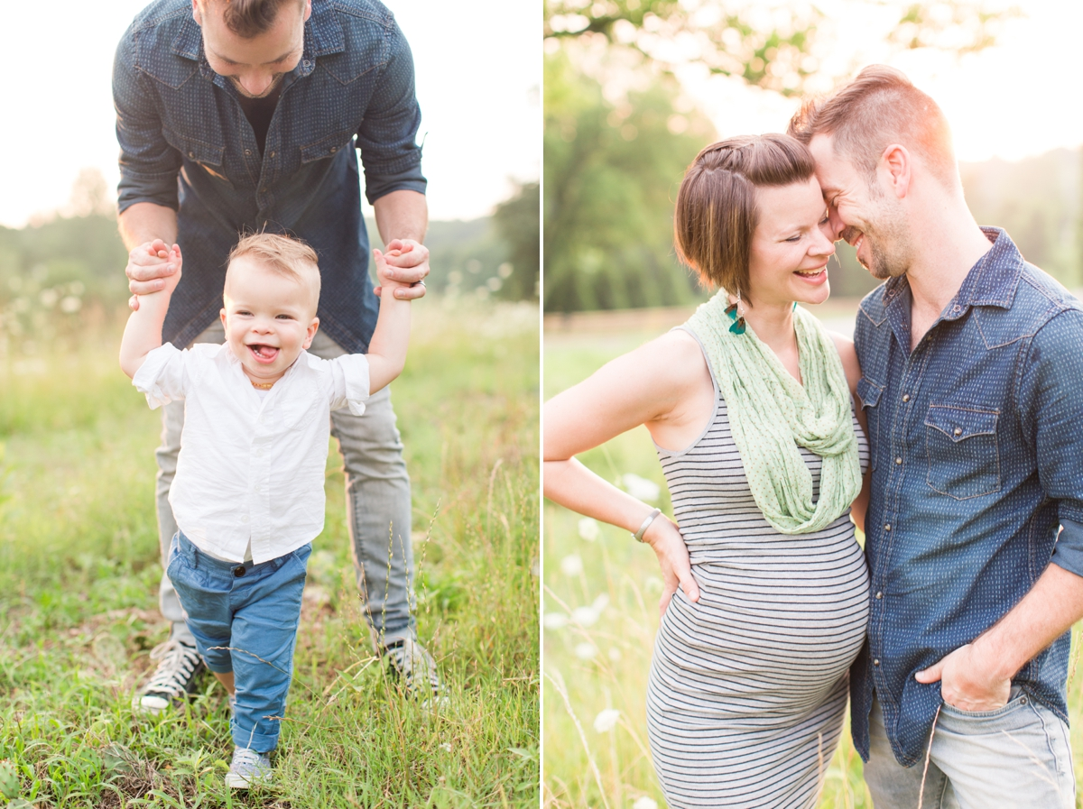 beautiful natural light family portraits in a field_1585