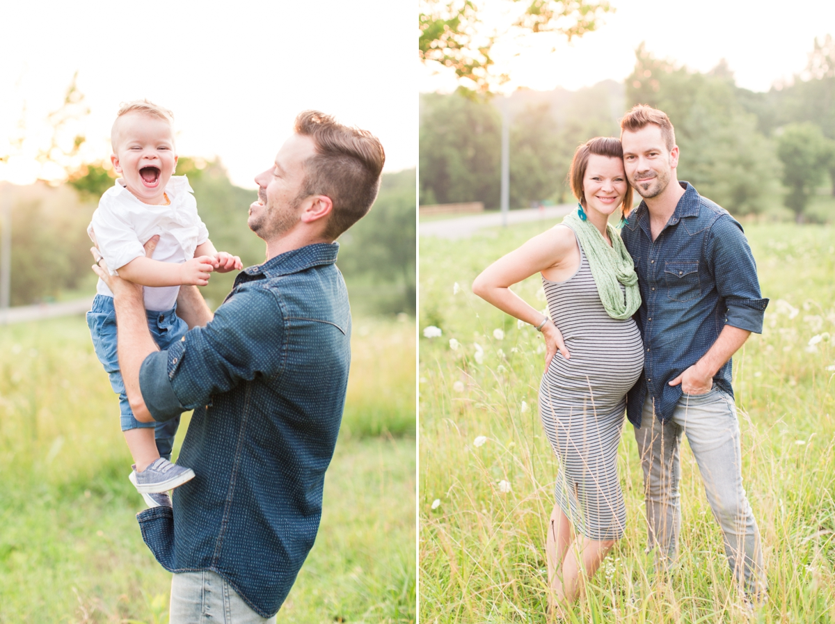 beautiful natural light family portraits in a field_1596
