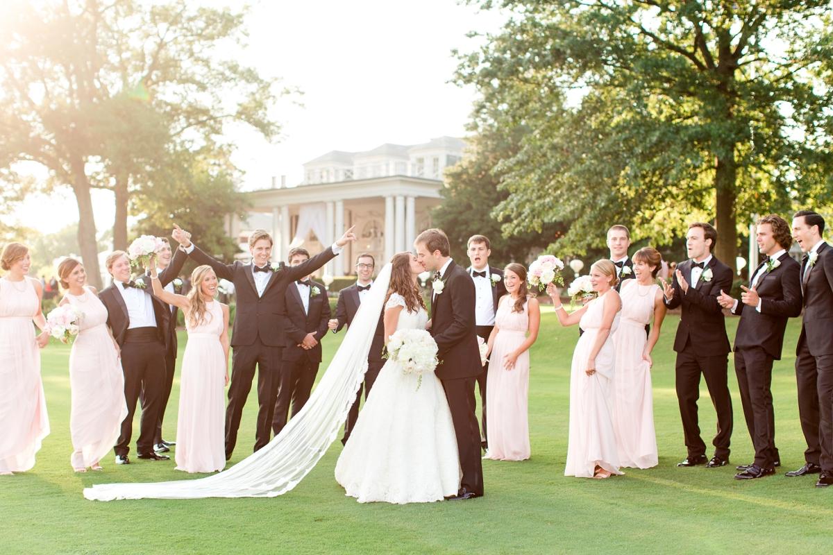 A Classic Country Club of Virginia Wedding in Richmond Virginia Photos_2168