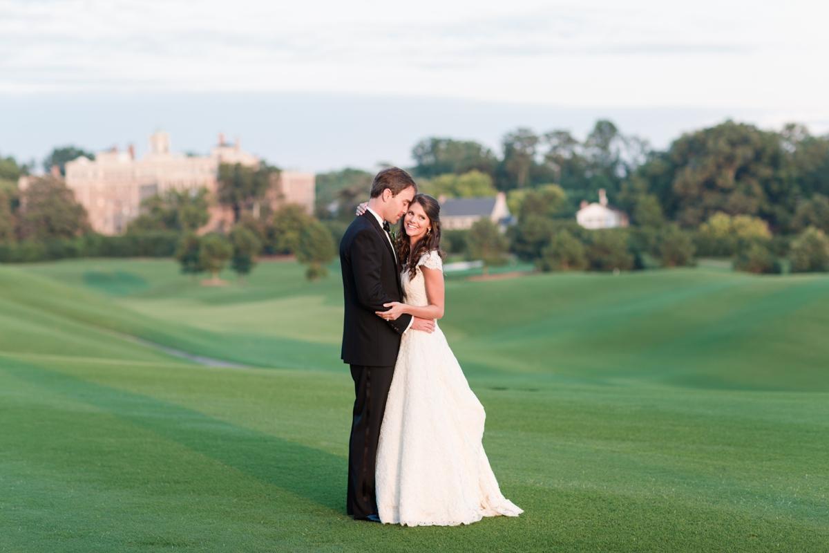 A Classic Country Club of Virginia Wedding in Richmond Virginia Photos_2192
