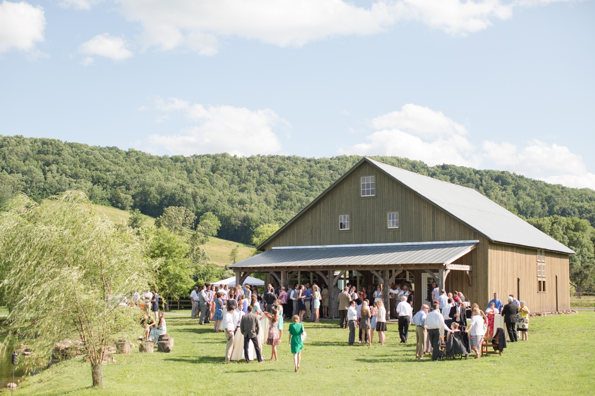 Big Spring Farm Barn Wedding photos barn venue_1912