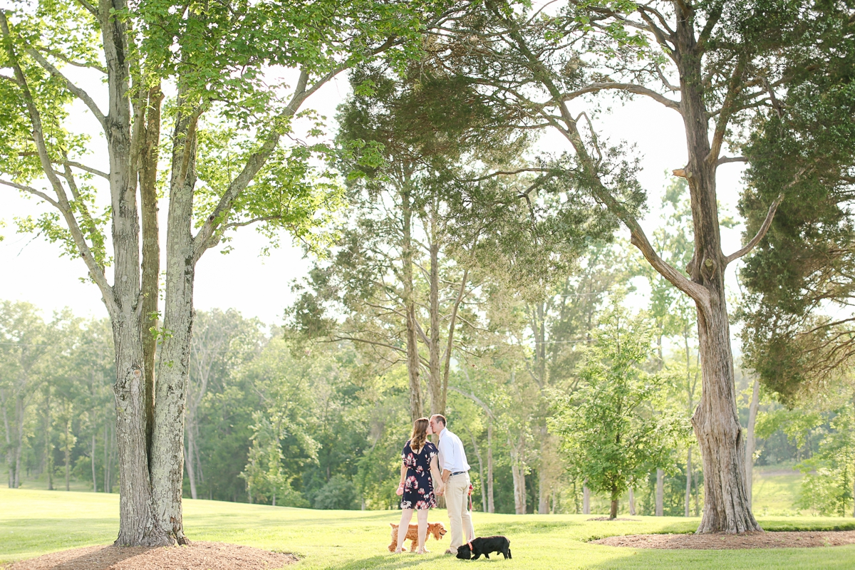 Summer Bull Run Winery Engagement Photos_1768