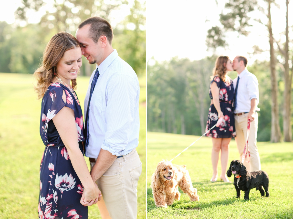 Summer Bull Run Winery Engagement Photos_1769