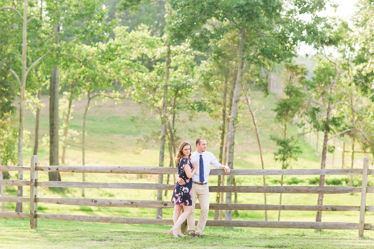 Summer Bull Run Winery Engagement Photos_1774