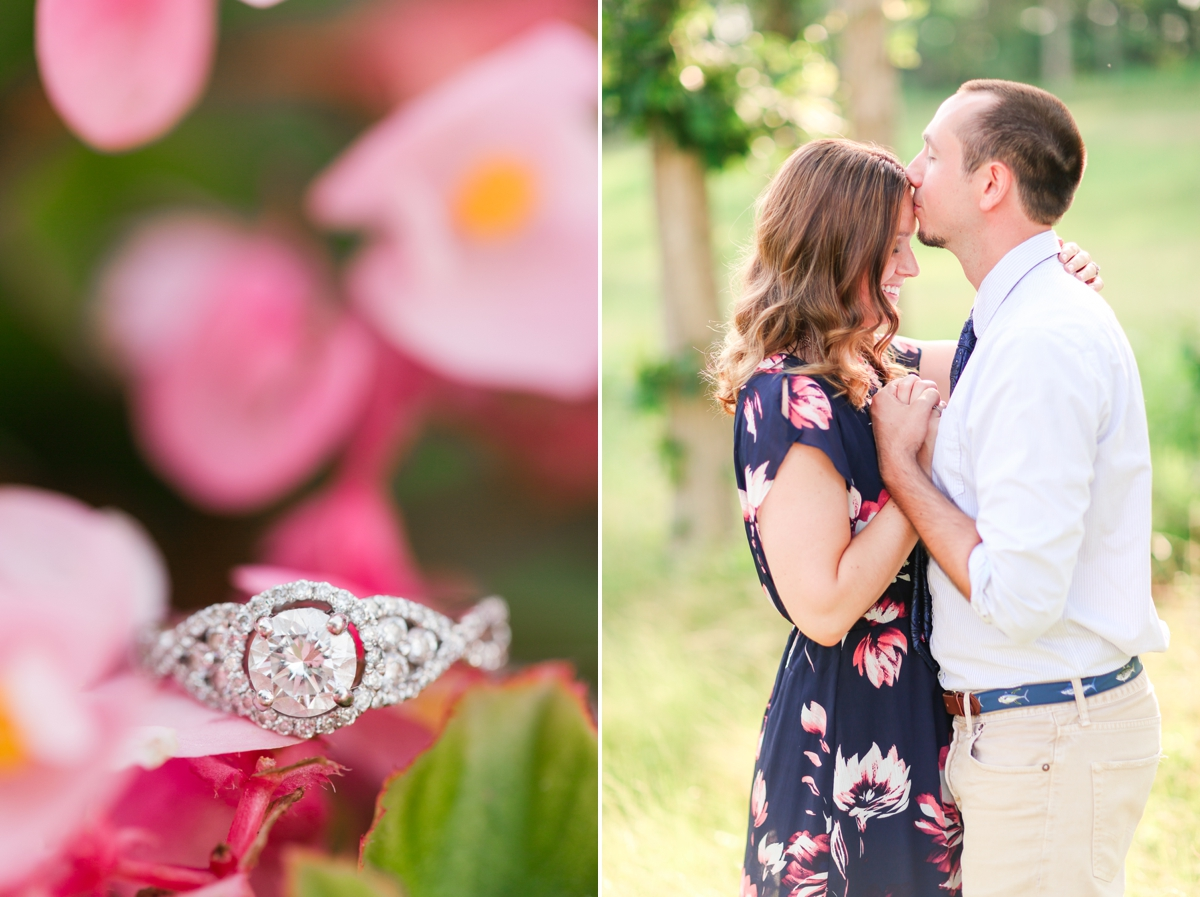 Summer Bull Run Winery Engagement Photos_1781