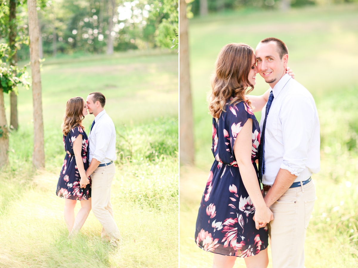 Summer Bull Run Winery Engagement Photos_1789
