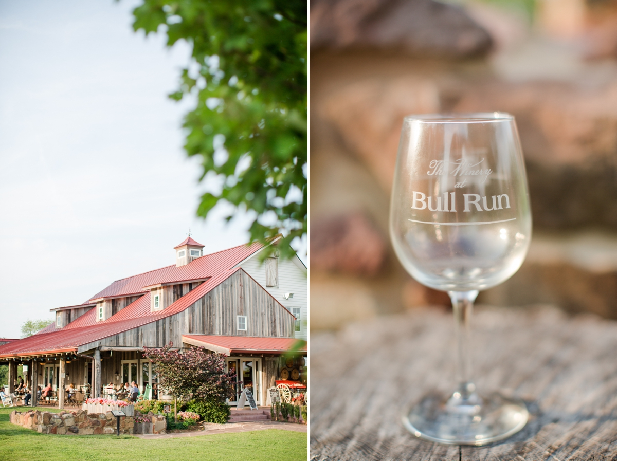 Summer Bull Run Winery Engagement Photos_1792
