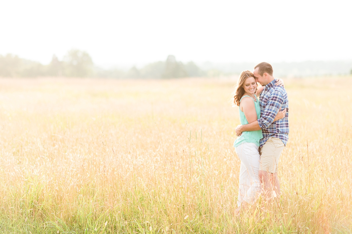 Summer Bull Run Winery Engagement Photos_1795