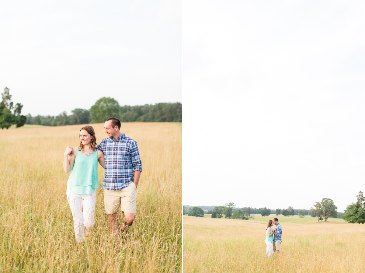 Summer Bull Run Winery Engagement Photos_1800