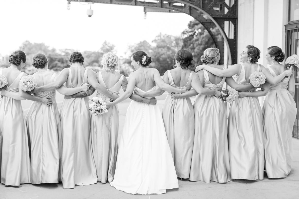A Summer Science Museum Wedding in Richmond, Virginia_2719