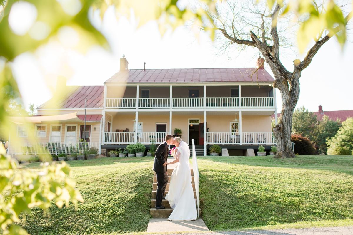 Riverside On the Potomac Barn Wedding Photos_3035