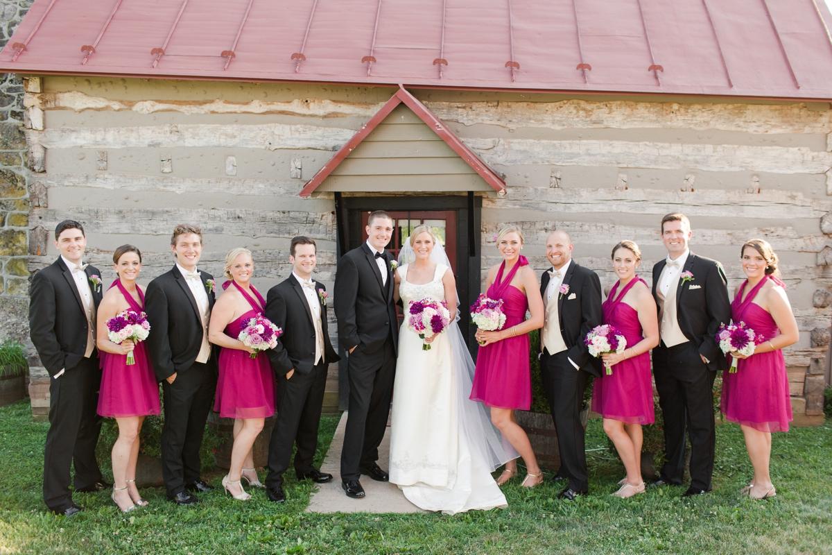 Riverside On the Potomac Barn Wedding Photos_3036