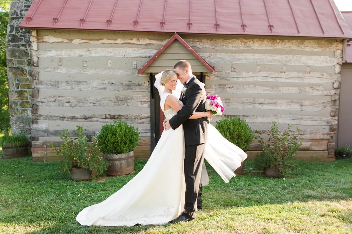 Riverside On the Potomac Barn Wedding Photos_3040