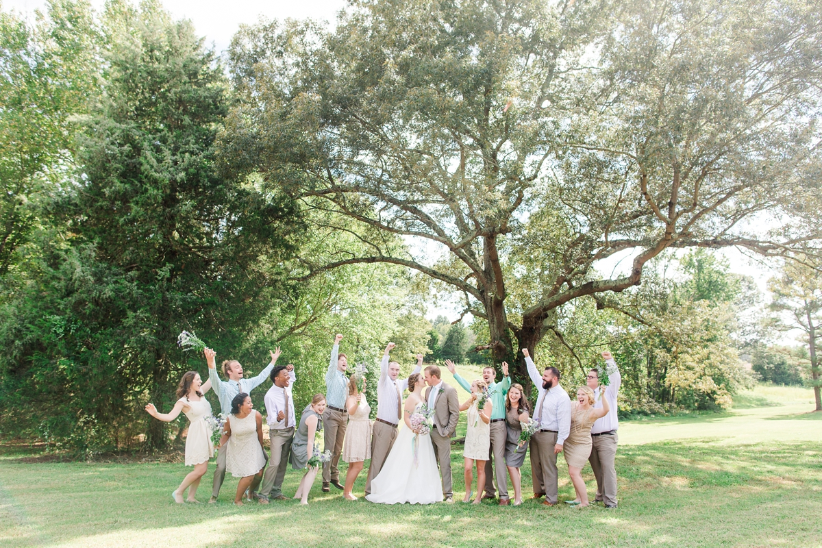 A Country Farm Wedding with Food Trucks Photos_4486