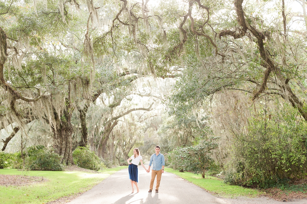 Charleston Travels. Must see tourist locations, site seeing in Low Country! Magnolia Plantation Portraits | Katelyn James Photography