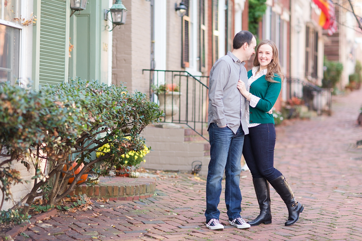 old town alexandria engagement pictures_6560