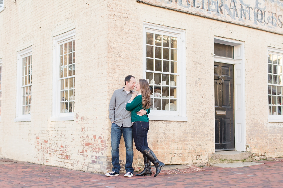 old town alexandria engagement pictures_6566