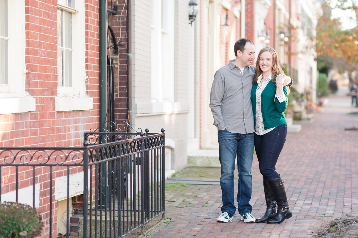 old town alexandria engagement pictures_6567