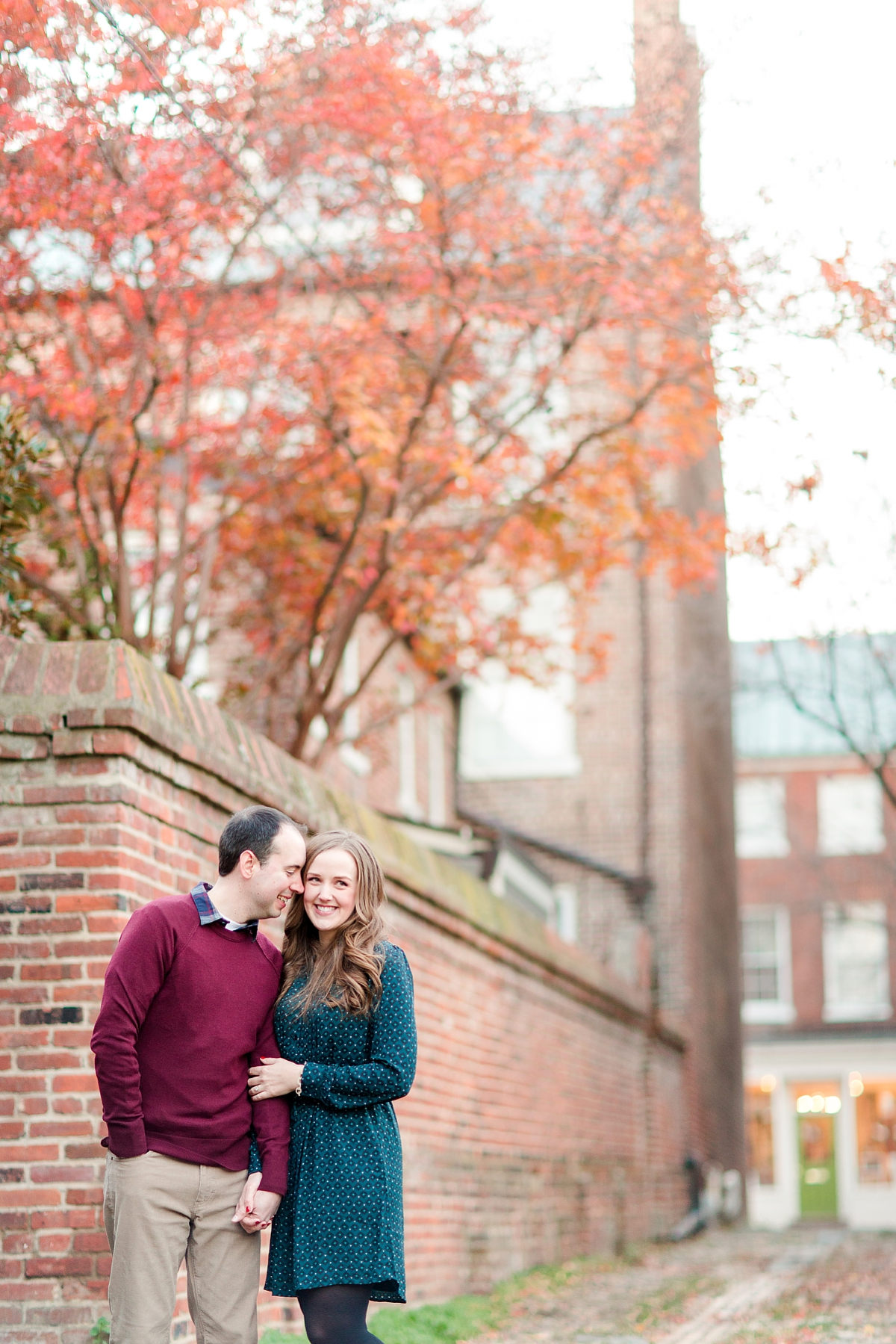 old town alexandria engagement pictures_6596
