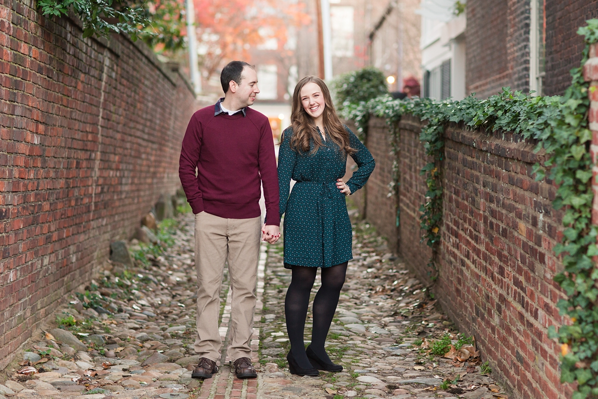 old town alexandria engagement pictures_6597