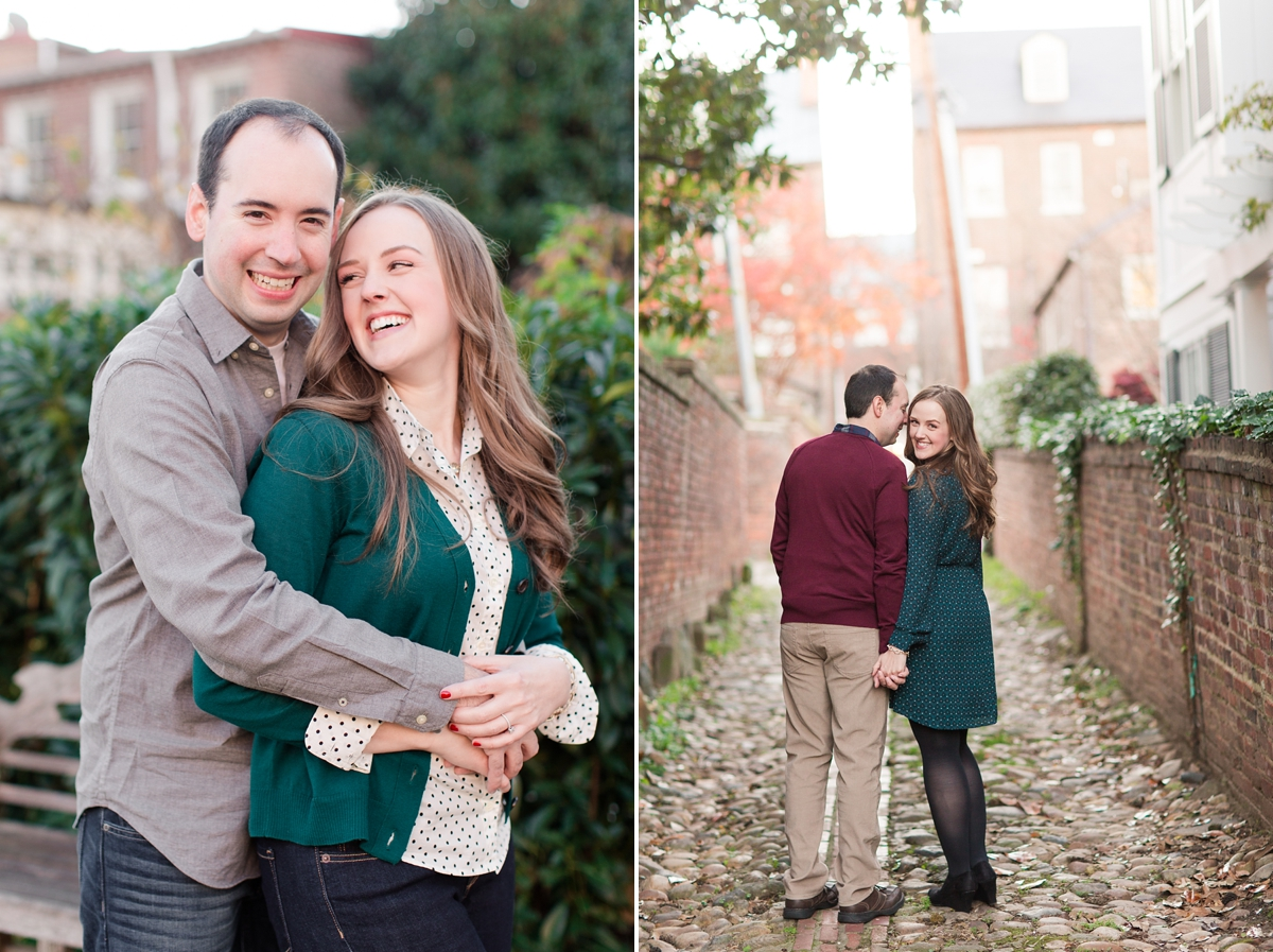 old town alexandria engagement pictures_6601