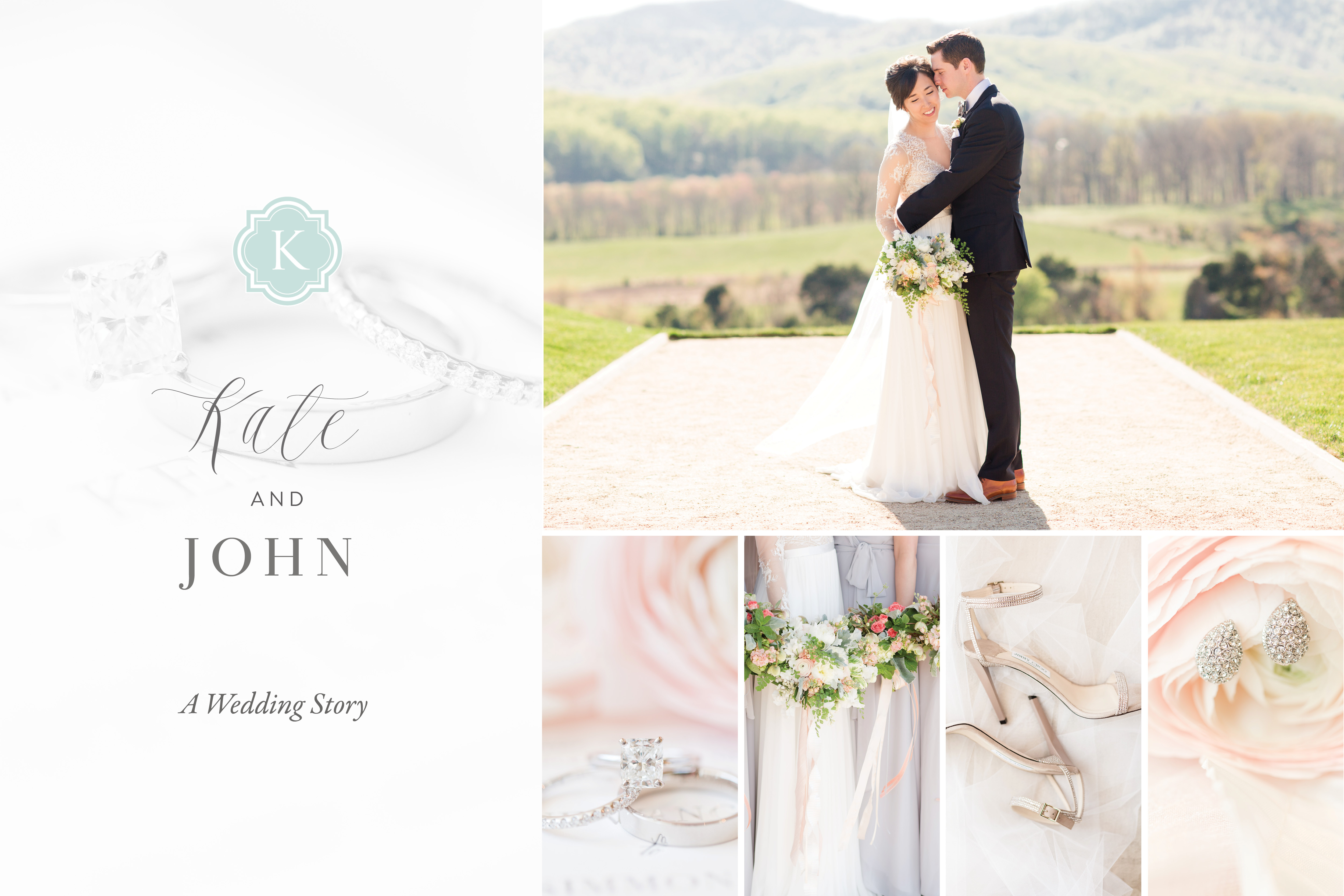 Pippin Hill Wedding Charlottesville Virginia By Katelyn James Photography