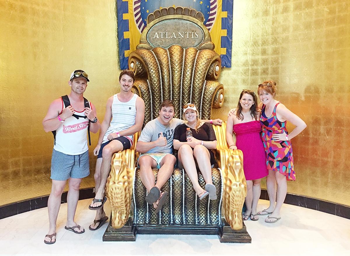 Bahamas vacation atlantis