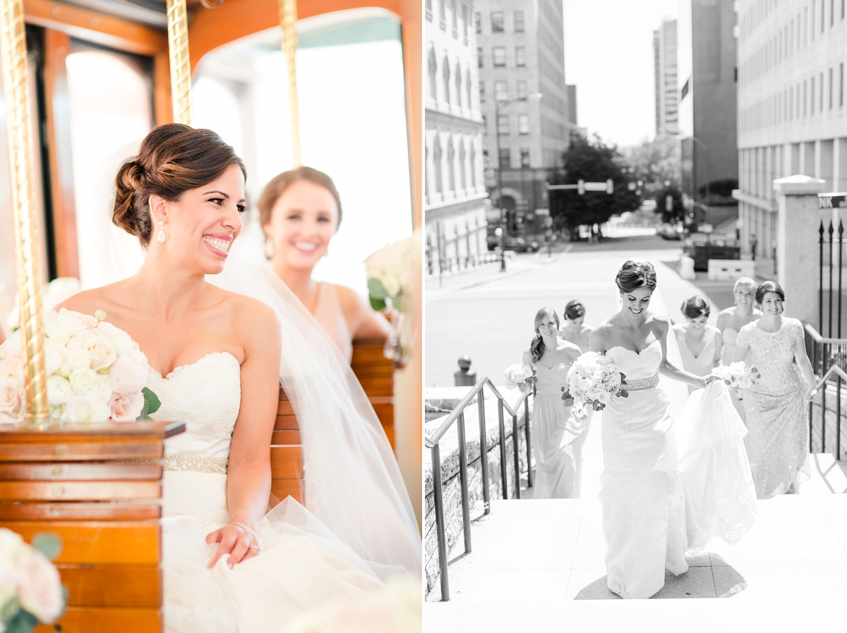 Omni Hotel Greek Wedding Richmond Virginia By Katelyn James Photography_0709