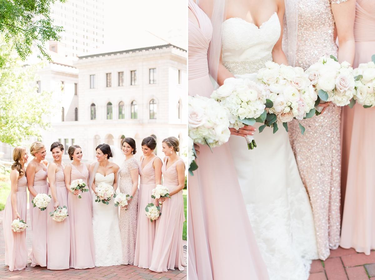Omni Hotel Greek Wedding Richmond Virginia By Katelyn James Photography_0720