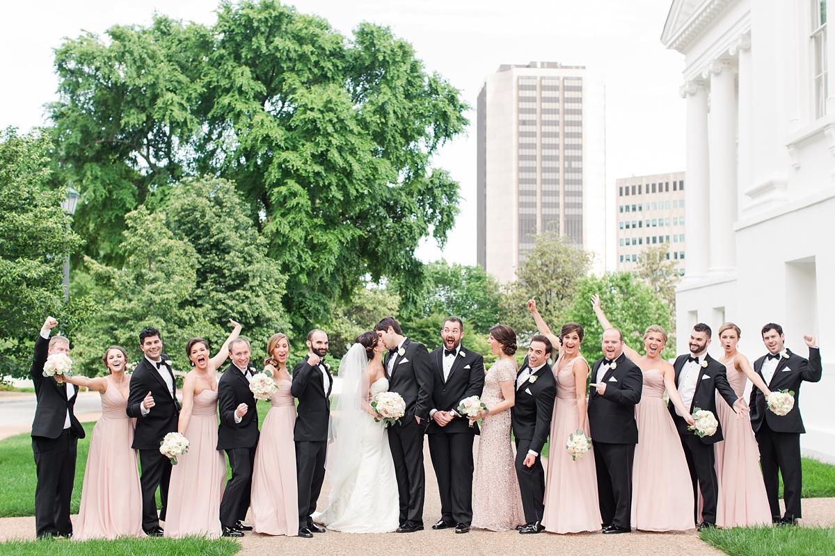 Omni Hotel Greek Wedding Richmond Virginia By Katelyn James Photography_0753