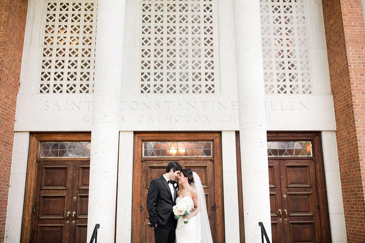 Omni Hotel Greek Wedding Richmond Virginia By Katelyn James Photography_0779